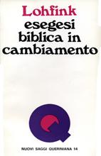 Esegesi biblica in cambiamento