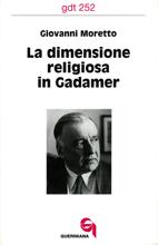 La dimensione religiosa in Gadamer