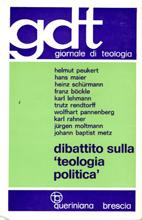Dibattito sulla 'teologia politica'