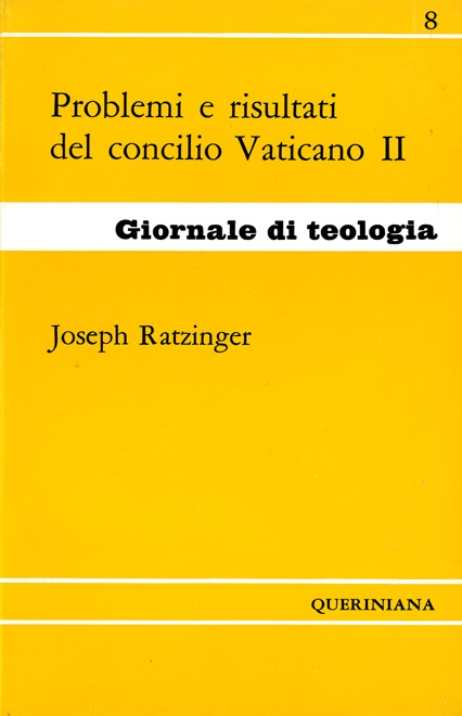 Problemi e risultati del Concilio Vaticano II