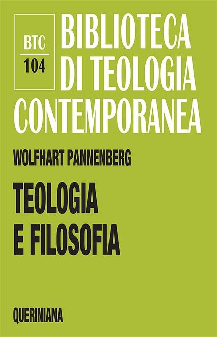 Teologia e filosofia
