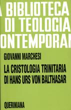 La cristologia trinitaria di Hans Urs von Balthasar