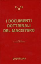 I documenti dottrinali del magistero