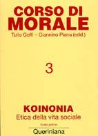 Corso di Morale vol. 3. Koinonia