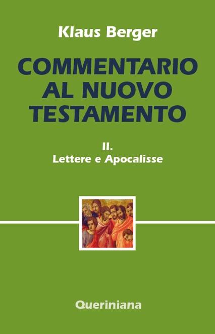 Commentario al Nuovo Testamento II