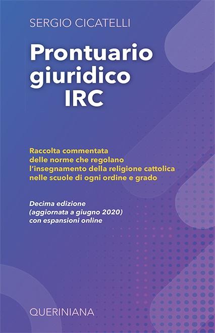 Prontuario giuridico IRC