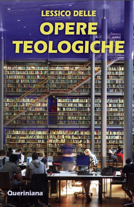 Lessico delle opere teologiche