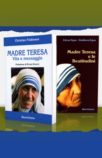 Madre Teresa. Vita e messaggio – Madre Teresa e le Beatitudini (2 volumi)