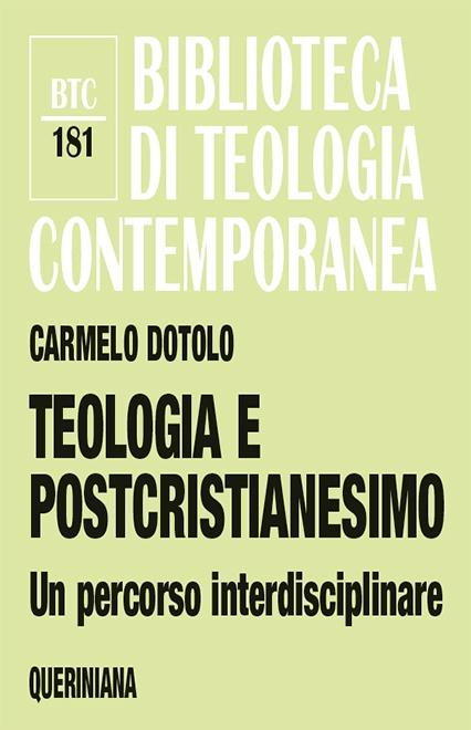 Teologia e postcristianesimo