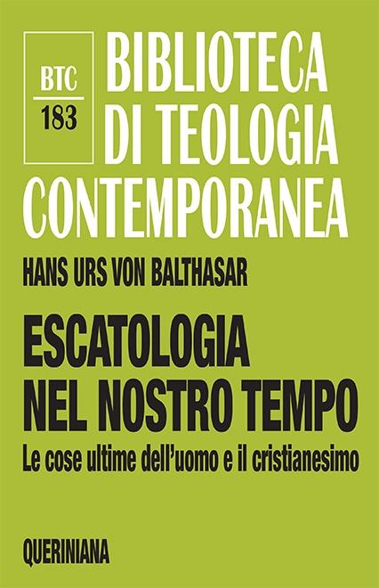 Escatologia nel nostro tempo
