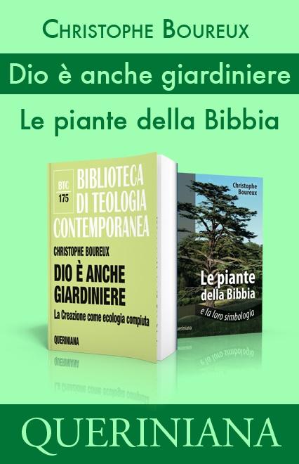 Dio è anche giardiniere – Le piante della bibbia e la loro simbologia (2 volumi)