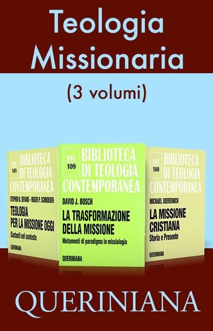 Trilogia missionaria (3 Volumi)