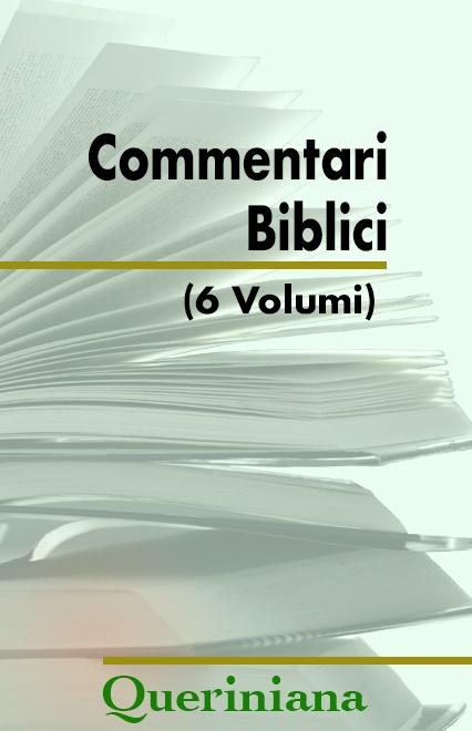 Commentari biblici (6 volumi)