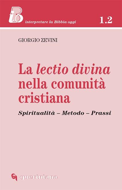 La lectio divina nella comunità cristiana