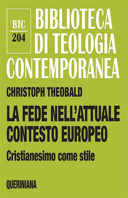 La fede nell'attuale contesto europeo