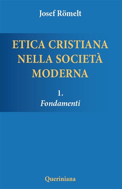 Etica cristiana nella società moderna 1