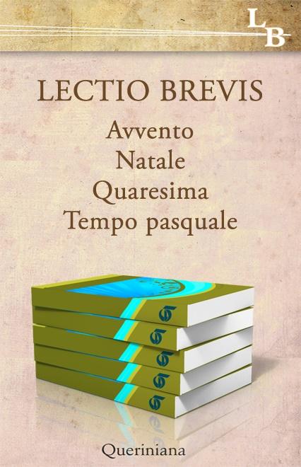Lectio brevis: Avvento, Natale, Quaresima, Tempo pasquale (4 volumi)