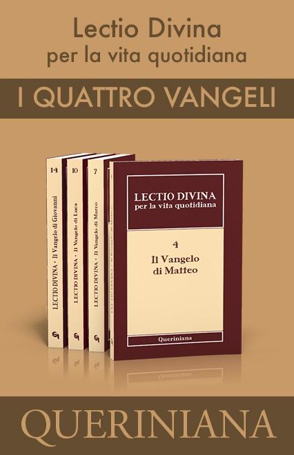 I quattro Vangeli (Lectio divina per la vita quotidiana)