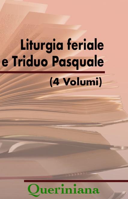 Liturgia Feriale (3 volumi)