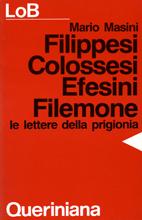 Filippesi, Colossesi, Efesini, Filemone