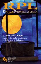 Rivista di Pastorale Liturgica 2/2011