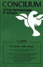 Concilium 1/1976
