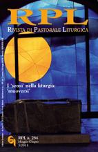 Rivista di Pastorale Liturgica 3/2011