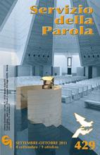 Servizio della Parola 429/2011