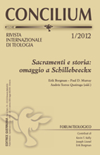 Concilium 1/2012