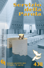 Servizio della Parola 438/2012