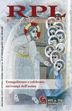 Rivista di Pastorale Liturgica 5/2012
