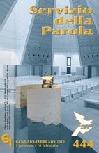 Servizio della Parola 444/2013