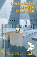 Servizio della Parola 445/2013