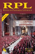 Rivista di Pastorale Liturgica 1/2013