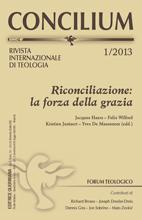Concilium 1/2013