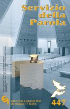 Servizio della Parola 447/2013