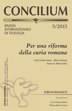 Concilium 5/2013