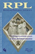 Rivista di Pastorale Liturgica 3/2014
