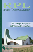 Rivista di Pastorale Liturgica 1/2015