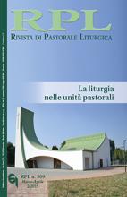 Rivista di Pastorale Liturgica 2/2015
