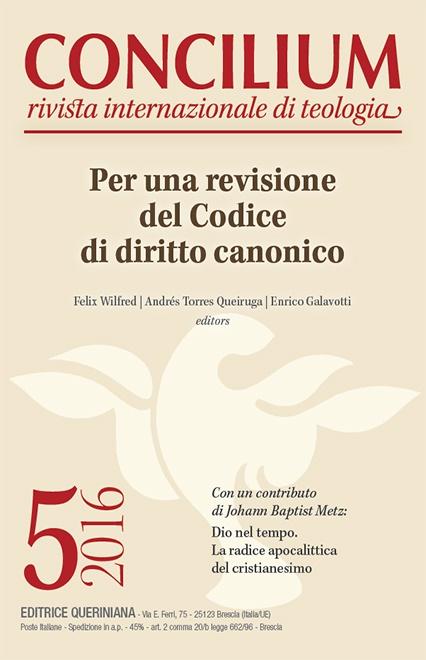 Concilium 5/2016