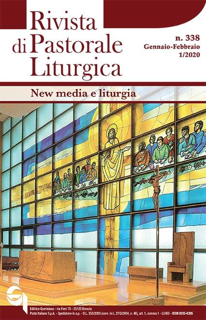 Rivista di Pastorale Liturgica 1/2020