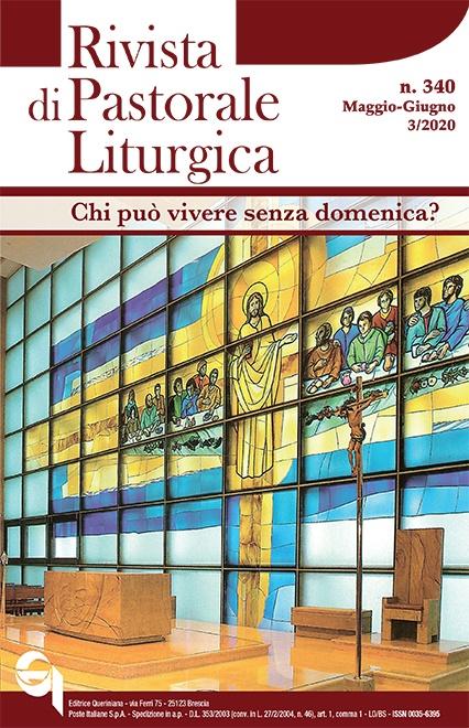Rivista di Pastorale Liturgica 3/2020