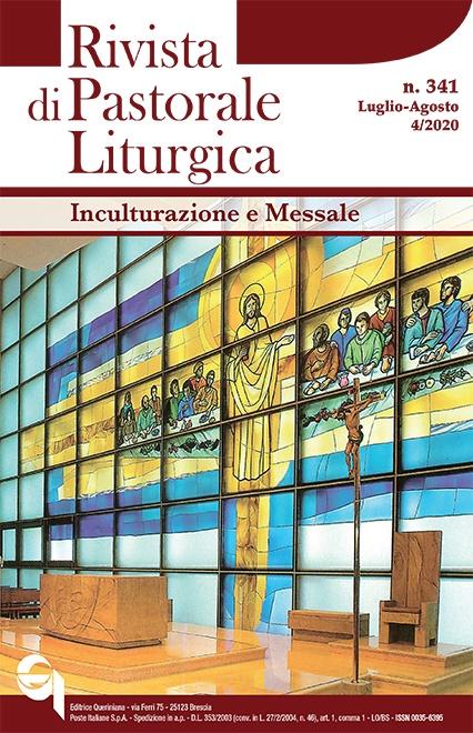 Rivista di Pastorale Liturgica 4/2020