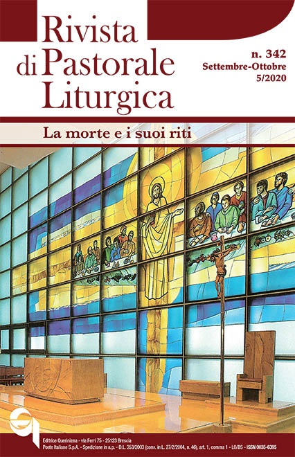 Rivista di Pastorale Liturgica 5/2020