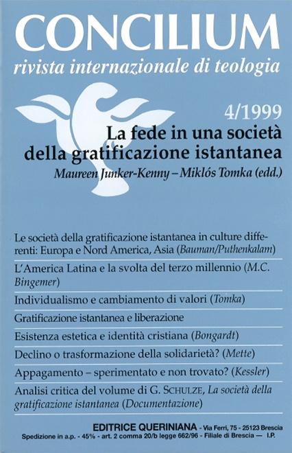 Concilium 4/1999