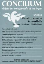 Concilium 5/2004
