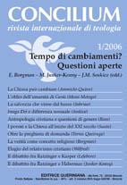 Concilium 1/2006