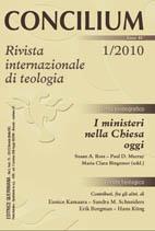 Concilium 1/2010