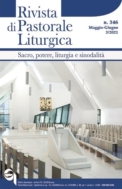 Rivista di Pastorale Liturgica 3/2021
